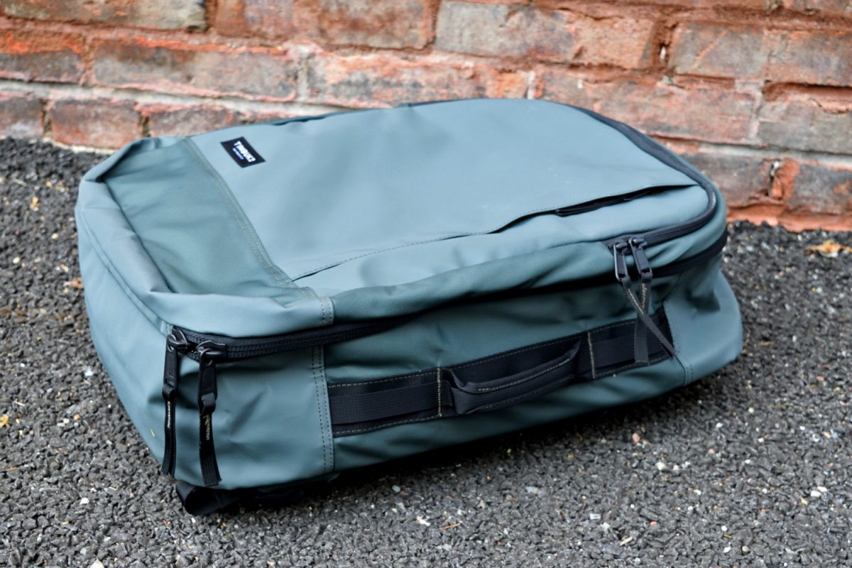 timbuk2 jet backpack review side handle