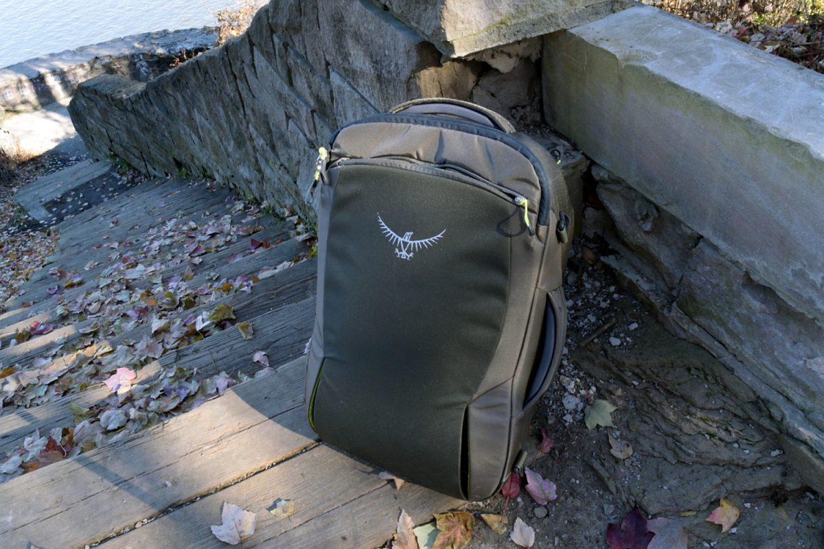 osprey porter 30 back compact