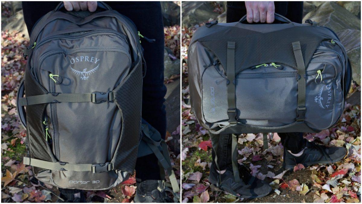 osprey porter 30 review backpackish