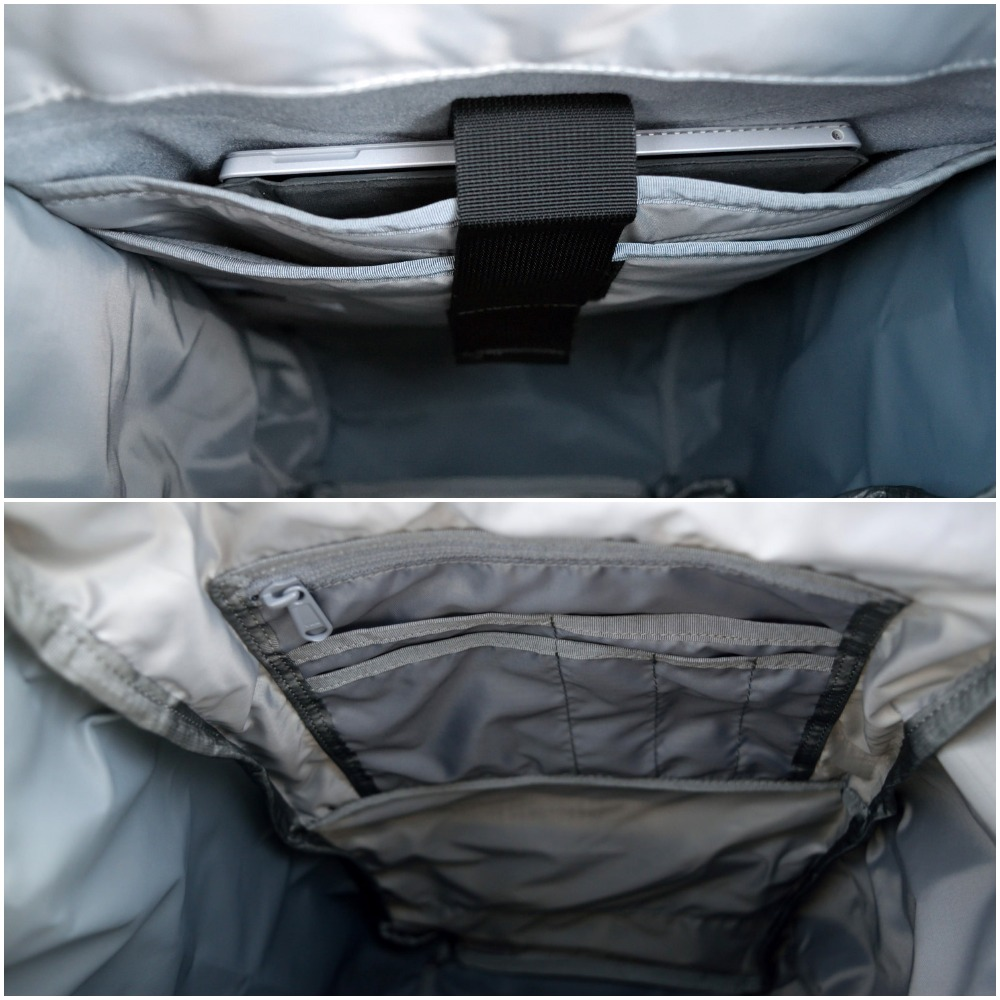 timbuk2 spire review inside