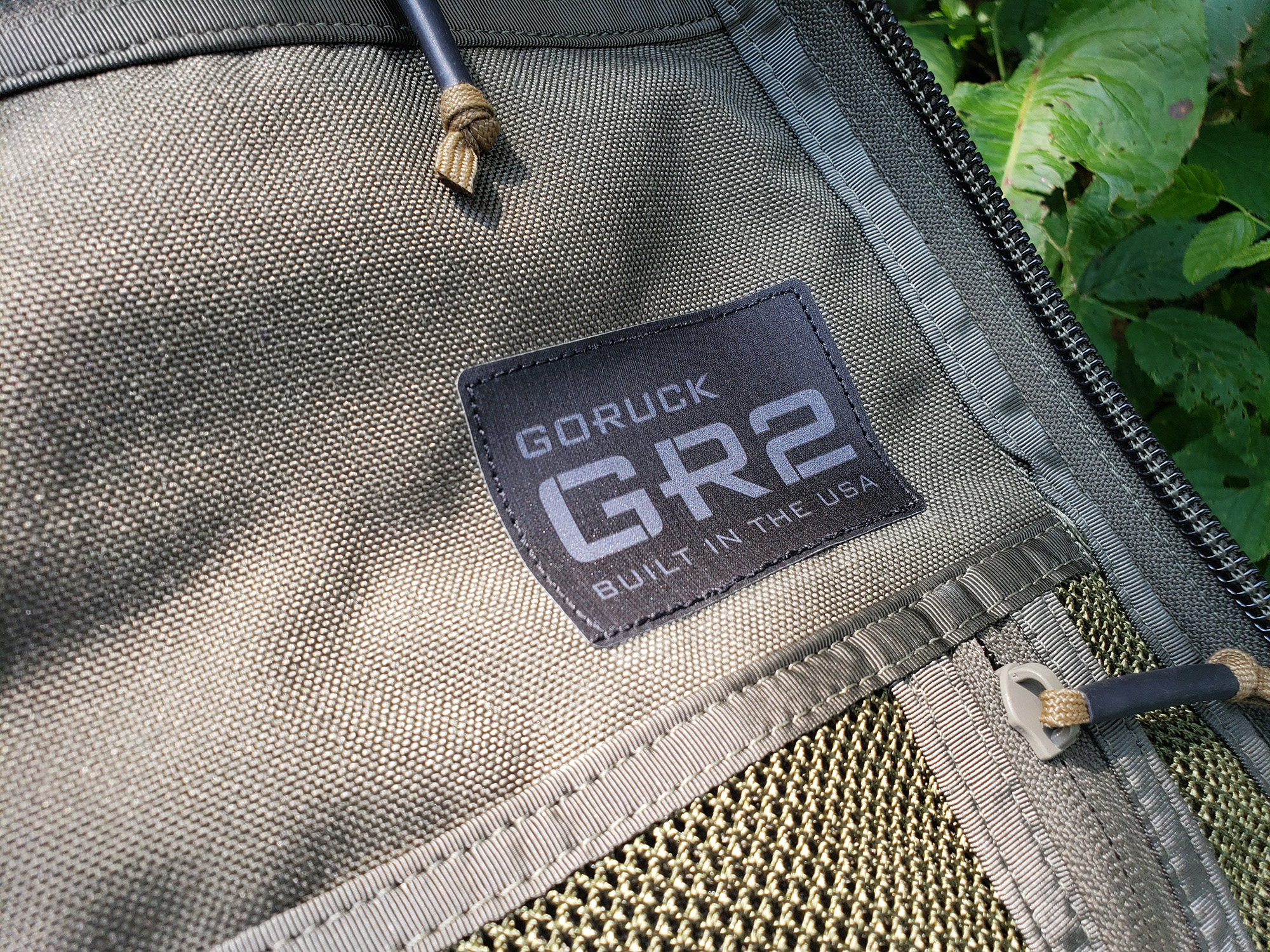 goruck gr2 built usa