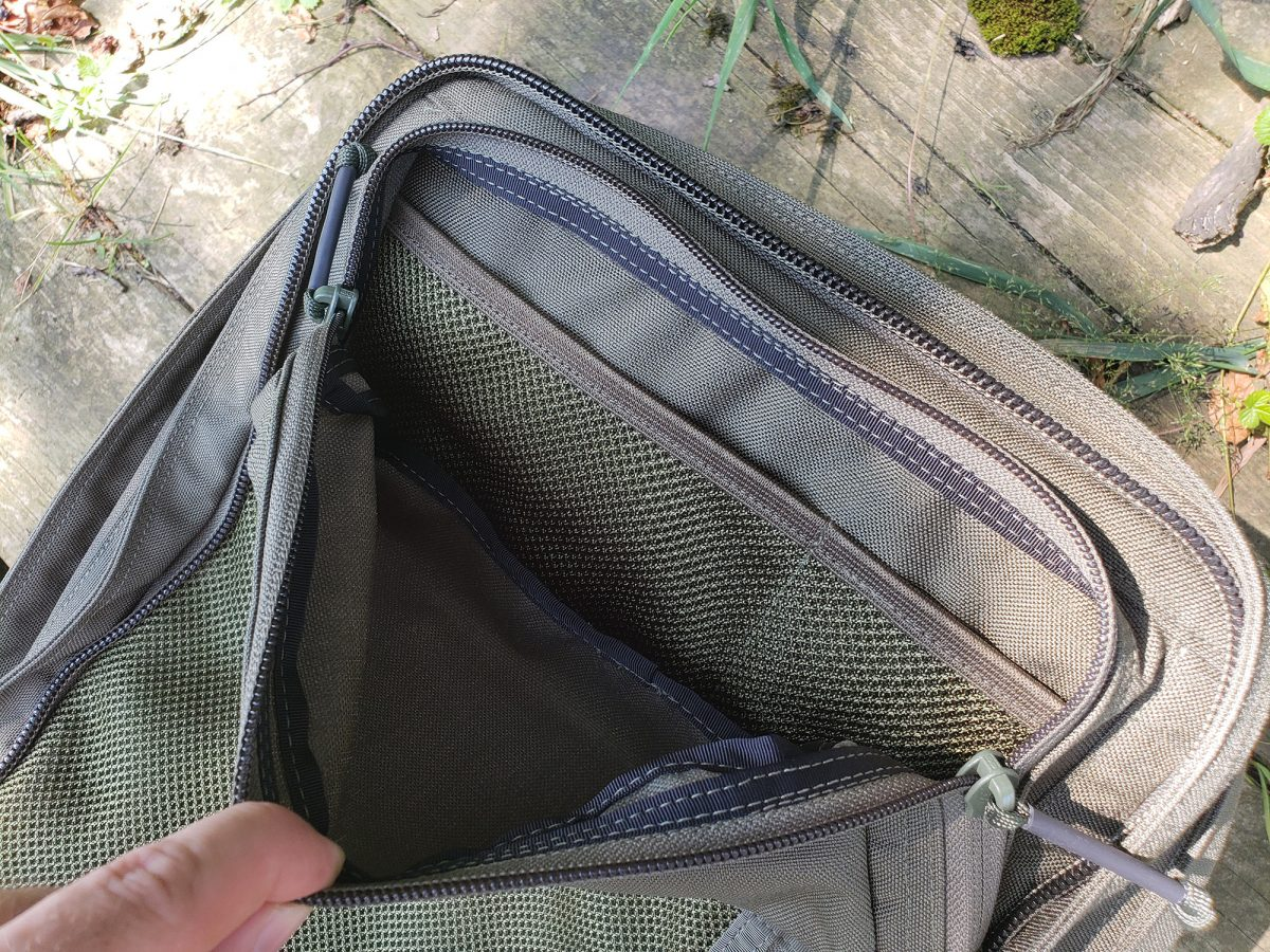 goruck gr2 field bag