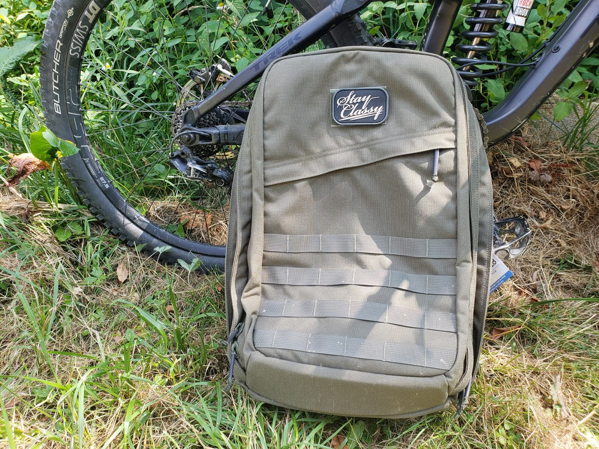 goruck gr2 style review