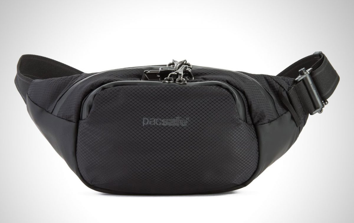 pacsafe waistpack